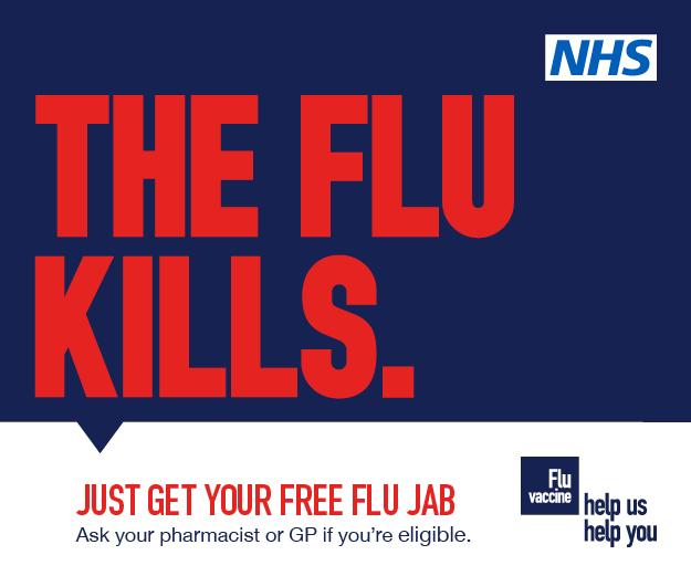 The Flu Kills image